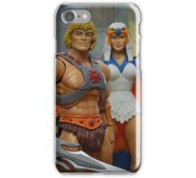 """Masters of the Universe Classics - """"Only three others share this secret..."""" iPhone Case/Skin"""