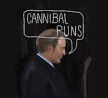 Cannibal Puns by willdigo