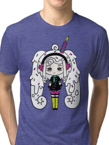Polar Cake by Lolita Tequila Tri-blend T-Shirt