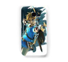 Zelda Breath of the Wild Archer Link Samsung Galaxy Case/Skin