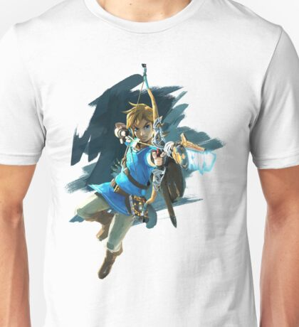 Zelda Breath of the Wild Archer Link Unisex T-Shirt
