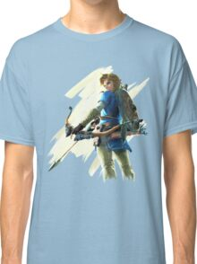 Zelda Breath of the Wild Archer Link 2 Classic T-Shirt