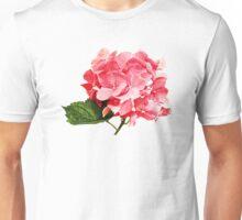 One Hydrangea Cluster Unisex T-Shirt