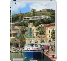Le West Indies Mall in St. Martin  iPad Case/Skin