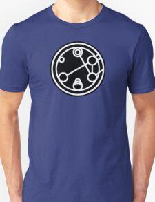Companion - Circular Gallifreyan Unisex T-Shirt