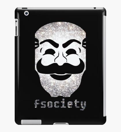 Mr Fsociety iPad Case/Skin