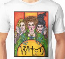 Witch Sisters Unisex T-Shirt
