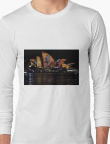 Vivid 2016 Opera House  42 Long Sleeve T-Shirt