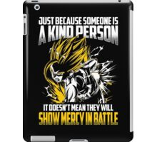 Super Saiyan Gohan Shirt- RB00447 iPad Case/Skin