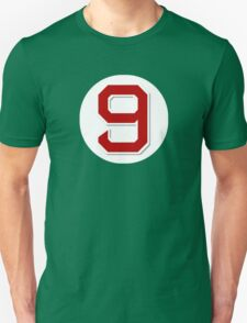 #9 Retired Unisex T-Shirt