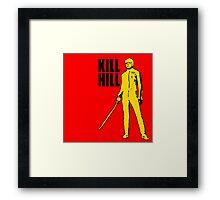 Kill Hill Framed Print
