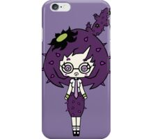 Lilac Cacto by Lolita Tequila  iPhone Case/Skin