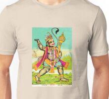 Hanuman Monkey God Unisex T-Shirt