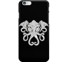 Tales of the Cthulhu Mythos by H. P. Lovecraft.  iPhone Case/Skin