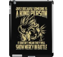 Super Saiyan Gohan Shirt- RB00446 iPad Case/Skin