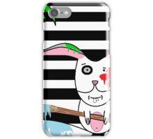 Silly Rabbit iPhone Case/Skin