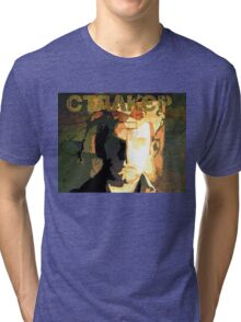 Stalker Movie Poster Tri-blend T-Shirt