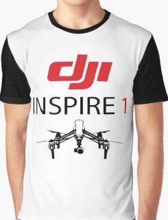 DJI INSPIRE1 PILOT Graphic T-Shirt