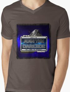 Come join the Darkside - The Coffee Wars - Jeronimo Rubio Photography and Art 2016 Mens V-Neck T-Shirt