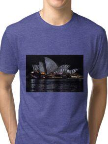Vivid 2016 Opera House  45 Tri-blend T-Shirt
