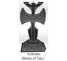 Shrine of Talos Poster