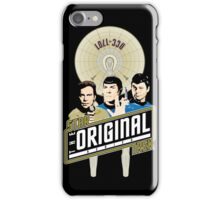 Star Trek TOS Trio iPhone Case/Skin