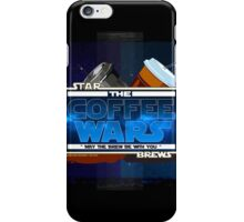 Star Brews - The Coffee Wars - Jeronimo Rubio Photography and Art 2016 iPhone Case/Skin