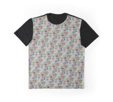 Nyonya tea party Graphic T-Shirt