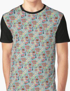 Nyonya tea party Graphic T-Shirt