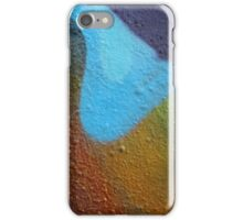 maple syrup grafitti wall iPhone Case/Skin