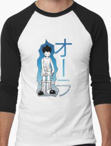 HUNTER X HUNTER GON AURA NEN Men's Baseball ¾ T-Shirt