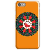 The Wheel of Truth iPhone Case/Skin