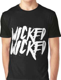 Wicked, Wicked Graphic T-Shirt