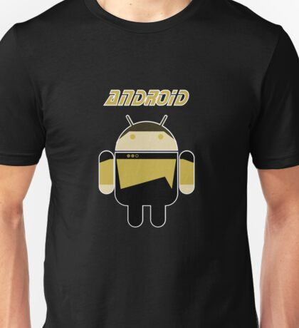 Data Android Logo Unisex T-Shirt