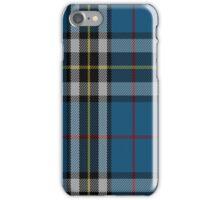 02738 Thomson Dress (Blue) Clan/Family Tartan iPhone Case/Skin