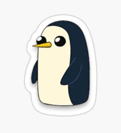 penguin sticker Sticker