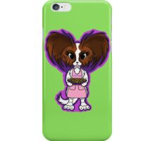 Papillion Chief  iPhone Case/Skin