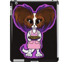 Papillion Chief  iPad Case/Skin