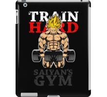 Super Saiyan Goku Gym Shirt - RB00441 iPad Case/Skin