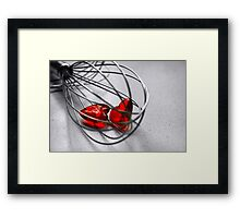 Best Ingredients Framed Print
