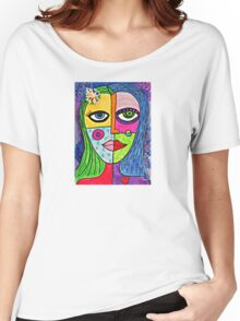 Pieces of Me Women's Relaxed Fit T-Shirt