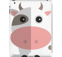Cow moo Cartoon iPad Case/Skin