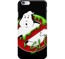 The Ghostbusters of Salt Lake Logo 2 iPhone Case/Skin