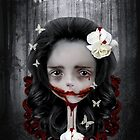 Black Dahlia - Famous For All The Wrong Reasons by Tanya  Mayers