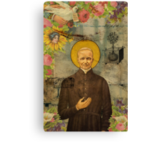 Saints Collection -- The Holy Father by Elo Canvas Print
