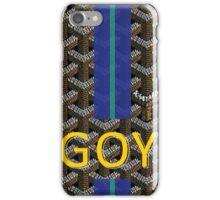 Goyard Monogram iPhone Case/Skin