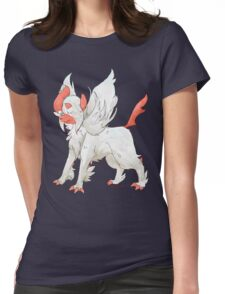 Shiny Mega Absol Womens Fitted T-Shirt