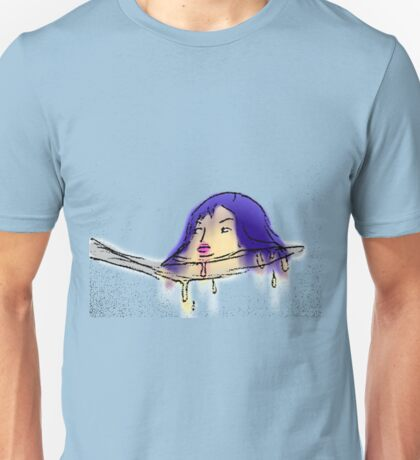 Melty Face Unisex T-Shirt