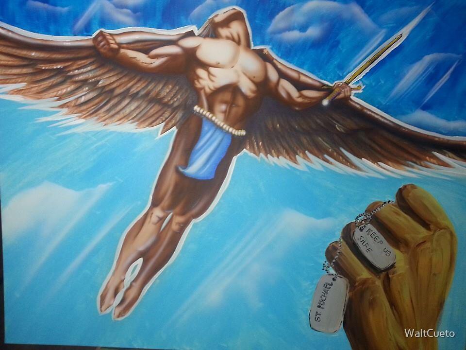 St Michael by WaltCueto
