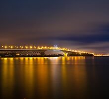 The Harbour Bridge by Shaun Jeffers Photography